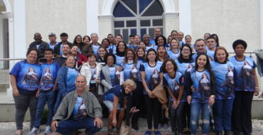 Grupo de Bauru/SP visita Nova Trento