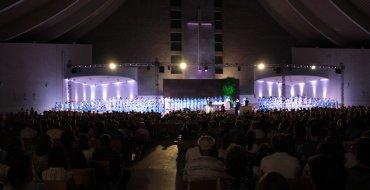 Natal Luz deve reunir mais de 5 mil pessoas no Santuário Santa Paulina, neste sábado