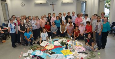Retiro reúne Irmãzinhas da Imaculada Conceição